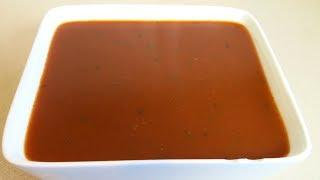 HOMEMADE SPICY MEXICAN ENCHILADA SAUCE RECIPE