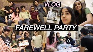 Last Night, Dinner Party & Nani's Bday | VLOG