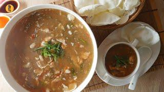 19B Soup Recipe by Food Fusion