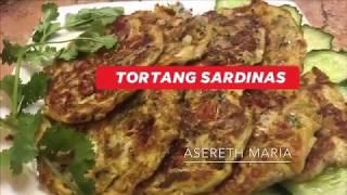 HOW TO COOK TORTANG SARDINAS | BUDGET MEALS RECIPE  FILIPINO DISHES QUICK, EASY TO COOK