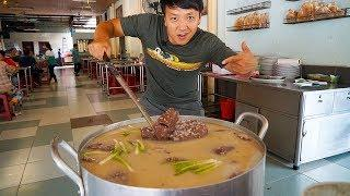 MIND BLOWING Vietnamese BREAKFAST Street Food Tour of Saigon Vietnam + INSANE Bánh mì
