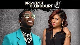 Gucci Mane Comes At Angela Yee On Instagram | Breakfast Club Court