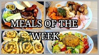 MEALS OF THE WEEK~ FAMILY MEAL IDEAS ~ #52