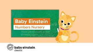 Counting to 5, toddler counting, counting for toddlers | Numbers Nursery | Baby Einstein