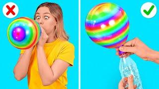 IT'S PARTY TIME! || Fun And Handy Party Hacks You Can't Miss