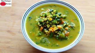 Oats Soup Recipe For Weight loss - Healthy Easy Dinner Recipes - Oats Recipes For Weight Loss
