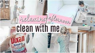 RELAXING ULTIMATE AFTERNOON CLEAN WITH ME / EXTREME / CLEANING ROUTINE OF A WORKING MOM / FALL 2019