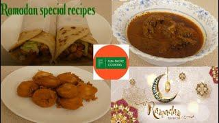 Ramadan Special Recipes | sehri and iftar recipes | very detailed recipes by Funtastic Cooking