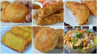 6 POPULAR IFTAR RECIPES by (YES I CAN COOK)