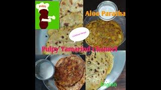 Aloo Paratha in English #pulpytamarindchannel