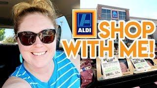 IN STORE ALDI SHOP WITH ME!