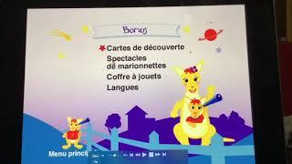 Baby Galileo (France And Netherlands) 2004 DVD Menu WalkThrough