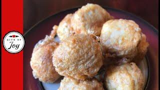 Super Yummy Chicken Balls recipe - Chicken Appetizers - Finger Food for Parties