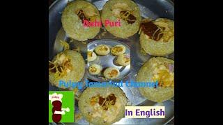 Dahi Puri in English#pulpytamarindchannel