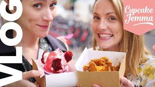 London Cake Crawl! The best sweets and desserts in COVENT GARDEN & SEVEN DIALS | Cupcake Jemma