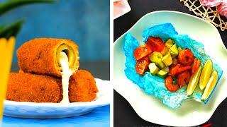 35 UNUSUAL FOOD RECIPES YOU'LL FALL IN LOVE WITH || Delicious Recipes With Sausages And Cheese!