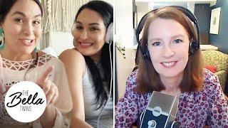 The Bella Twins take the FOUR TENDENCIES QUIZ with Gretchen Rubin!