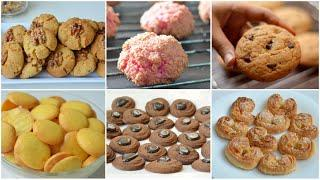 6 BISCUITS RECIPES (LOCK-DOWN SPECIAL)  by YES I CAN COOK