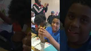 Epic YouTube Birthday Party: Maleeyah 10th birthday