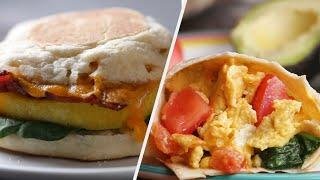 Breakfast Meal Prep For People On The Go • Tasty Recipes