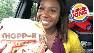 BURGER KING MUKBANG!!