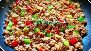 Beef mince recipe/Minced meat recipe/Ground beef recipes/How to cook minced beef/Minced beef curry