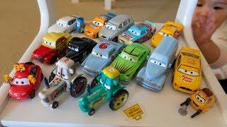 UNBOXING NEW DISNEY PIXAR CARS DIECAST 2019 2020 Haul SWEET TEA BUMPER SAVE TRACTOR AND MORE!