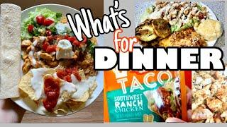 What's for Dinner // New recipes // Easy Weeknight Meals