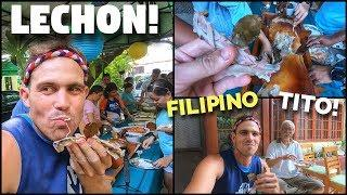 FILIPINO FOOD With My PHILIPPINES FAMILY (Cagayan de Oro Life)