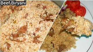 Beef Biryani Recipe by Delicious | Beef Tehari Recipe | Eid Special Recipes