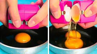 Must Have Kitchen Gadgets || 31 COOL AND EASY WAYS TO COOK EGGS AT HOME