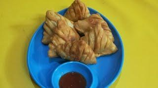 Chinese Samosa Recipe | Party Time Snack Recipe.