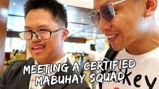 This Guy Is A True Mabuhay Squad | Vlog #659