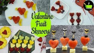 Valentine's Day  | Quick Snacks For A Party | Party Bites | Kids Party Recipes | Party Appetizers