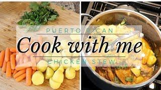 COOK WITH ME // EASY AND DELICIOUS ONE POT MEAL // FRUGAL FAMILY RECIPE