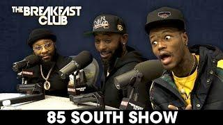 Chico Bean, Karlous Miller & DC Young Fly Tear Down The Breakfast Club