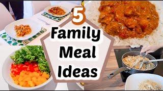 Family Meal ideas | family meal planning