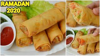 Chicken Cheese Roll (RAMADAN SPECIAL) by YES I CAN COOK