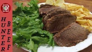 Hunter Beef Recipe / Easy Hunter Beef / Bakra Eid Special Hunter Beef Recipe In Urdu/Hindi by Masara