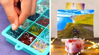 28 EPIC GLUE GUN HACKS YOU'VE NEVER THOUGHT OF || 5-Minute Decor Projects For Your Home!