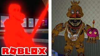 How To Get Secret Character Old Man Consequences in Roblox Circus Baby's Pizza World Roleplay