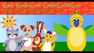 Baby Wordsworth's World of Words
