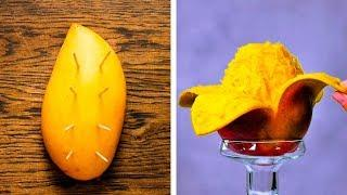 23 AWESOME FRUIT HACKS YOU SHOULD TRY || EASY FOOD IDEAS AND TASTY RECIPES