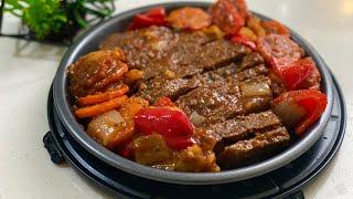 MAS PINASARAP NA BEEF ASADO / PINOY FOOD /Quick & EASY BEEF STEW RECIPE