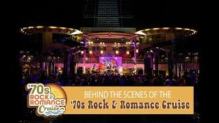 '70s Rock & Romance Cruise Behind The Scenes Webinar