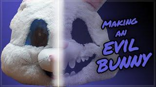 Making an Evil Bunny: Building Our Own Mr. Hopp