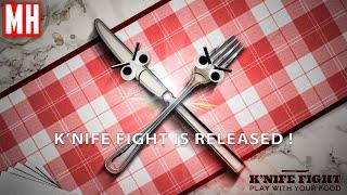 K'nife Fight is released !