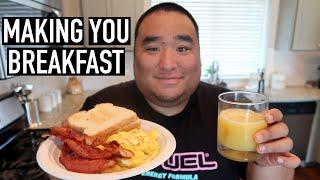 Making You Breakfast | Relaxing ASMR for the Morning