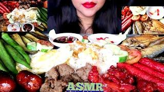 ASMR FILIPINO FOOD BREAKFAST MUKBANG || EATING SOUNDS || RELAXING SOUNDS