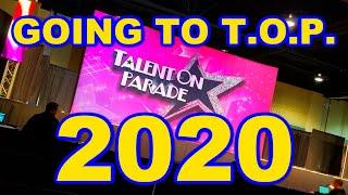 DANCE COMPETITION VLOG 2020 | Let's Pretend we are going to Talent On Parade 2020 | TRAVEL DAY